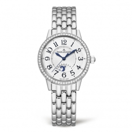 Jaeger-LeCoultre Rendez-Vous Day & Night Steel 29m