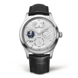 Jaeger-LeCoultre Master Eight Day Perpetual SS