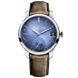 H. Moser Endeavour Perpetual Calendar Funky Blue