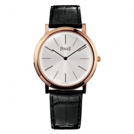 Piaget Altiplano Rose Gold Manual