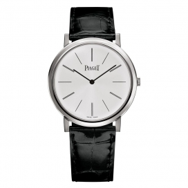 Piaget Altiplano White Gold Manual