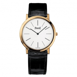 Piaget Altiplano Manual Yellow Gold