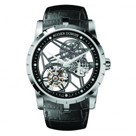 Roger Dubuis Excalibur Skeleton Flying Tourbillion
