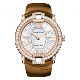 Roger Dubuis Velvet Rose Gold with Diamonds