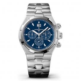 Vacheron Constantin Overseas Blue Dial Chronograph
