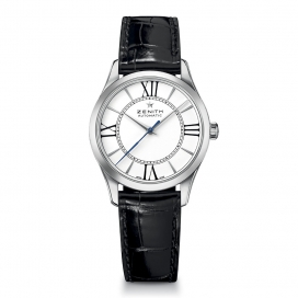 Zenith Elite Ultra Thin Lady Stainless Steel