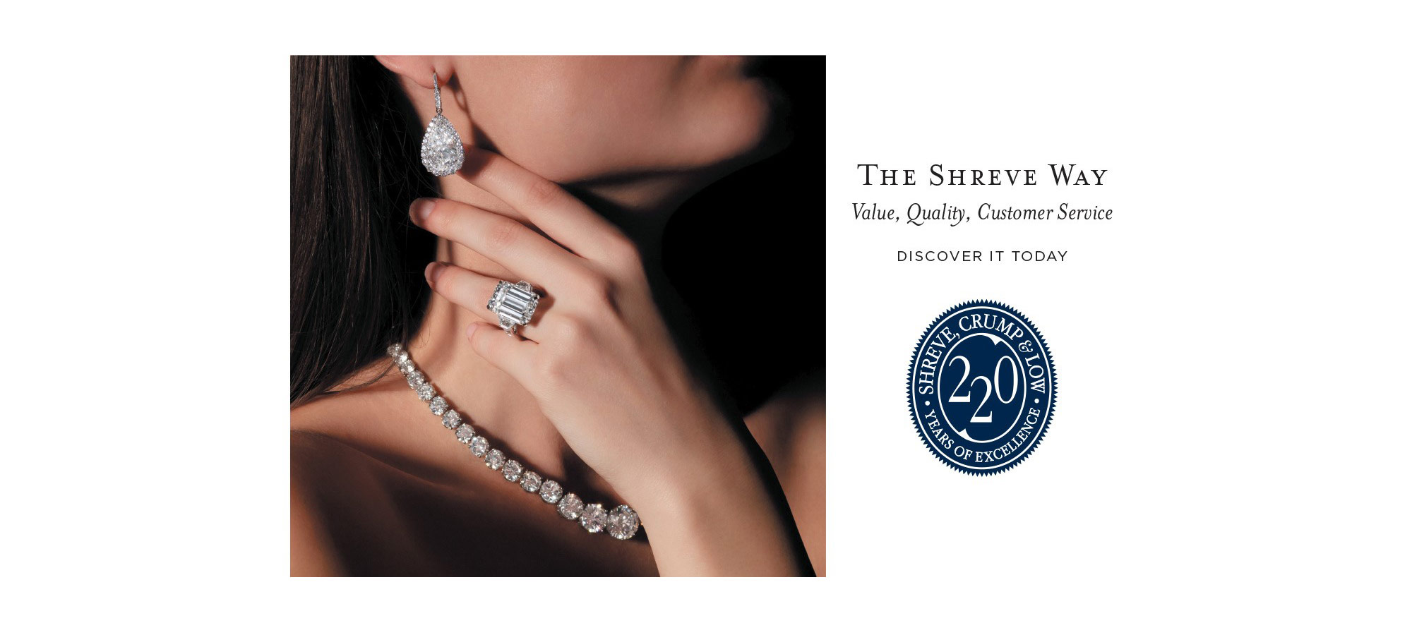 Crump Auto Sales >> Shreve, Crump & Low | Fine Jewelry, Watches & Gifts Since 1796 | Boston, Chestnut Hill & Greenwich