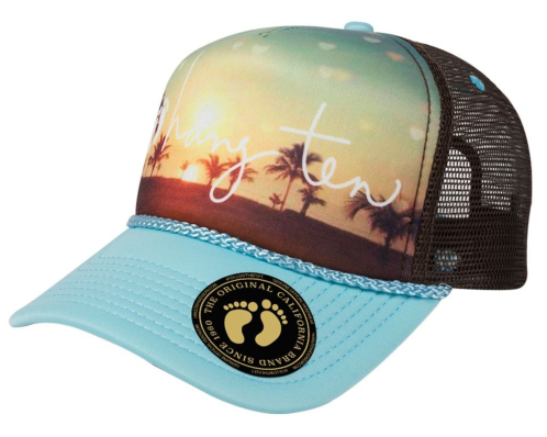 Hang Ten Foam Trucker Hat
