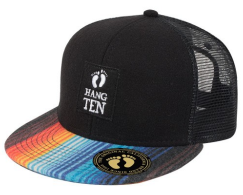 Hang Ten Trucker Cap