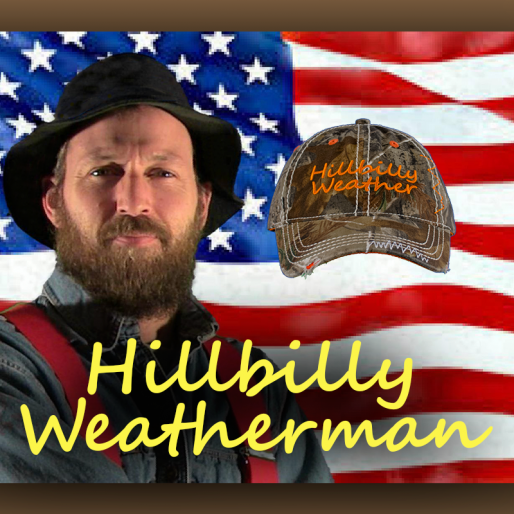 Limited Edition Hillbilly Weatherman