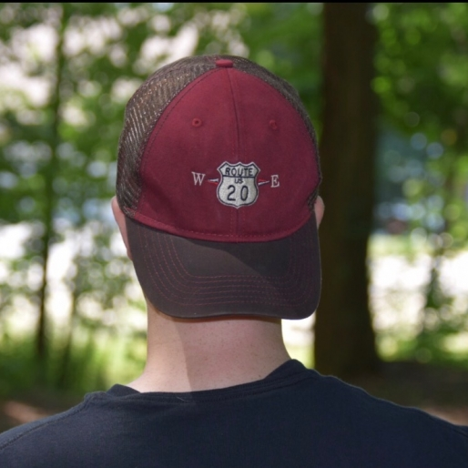 Route 20 Hat