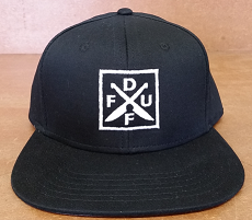 Chef Brian Duffy Cross Knives Hat