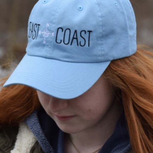 East Coast Vintage Washed Cotton Twill Hat