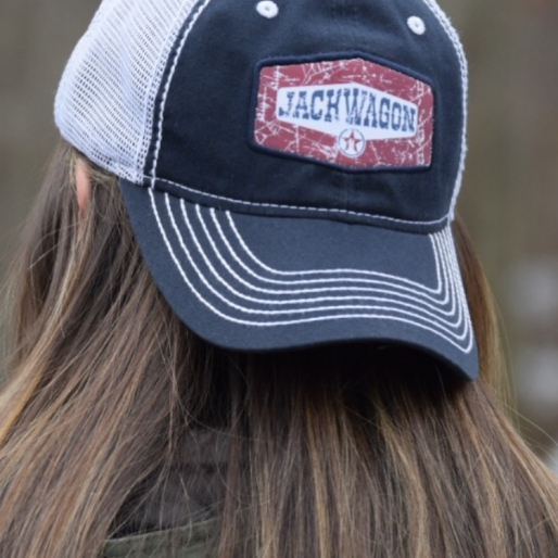 Jack Wagon Mesh Trucker Hat