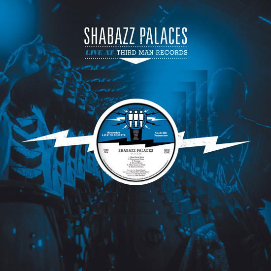 Shabazz Palaces - Live at Third Man Records (Third Man)