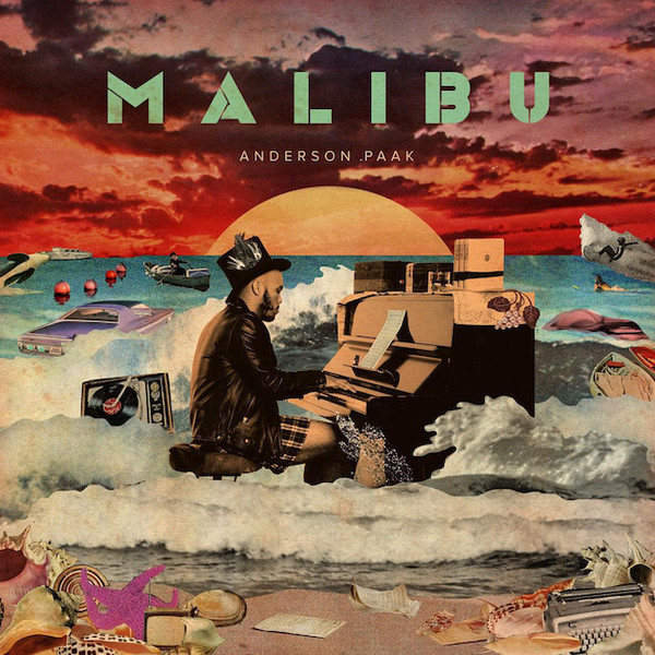 Anderson Paak - Malibu (Steel Wool Records)