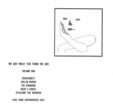 V/A - We Are What You Think We Are: Volume One (Lost Soul Enterprises)