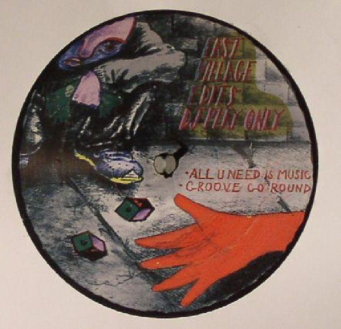 DJ Monchan - East Village Edits Vol 2 (Dailysession Records)