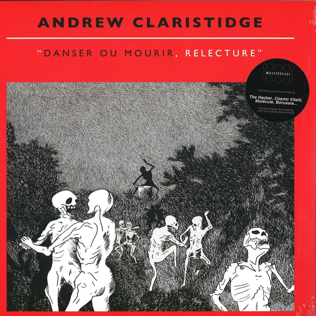 Andrew Claristidge - Danser ou Mourir, Relecture (Mille Feuilles)