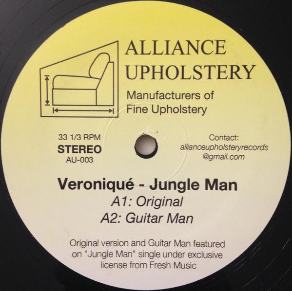 Veronique - Jungle Man (Alliance Upholstery)