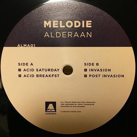 Melodie - Alderaan (Almanah)
