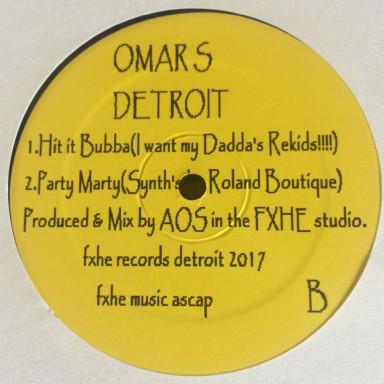 Omar S - Hit It Bubba (FXHE)