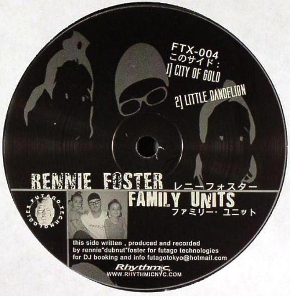 Rennie Foster / Kan Shinomura - Family Units (Futago Traxx)