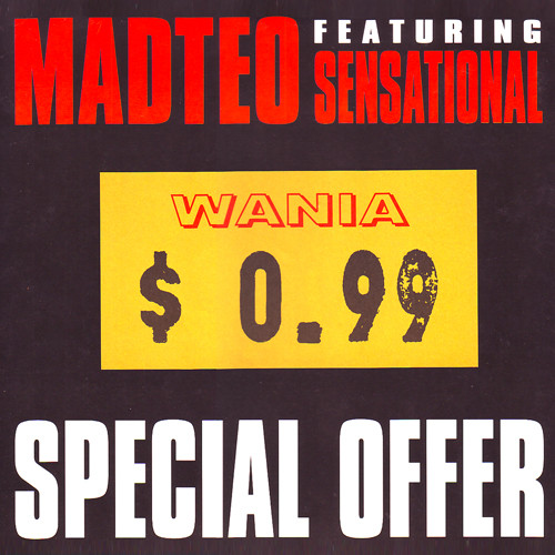 Madteo Feat. Sensational - Special Offer (Wania)
