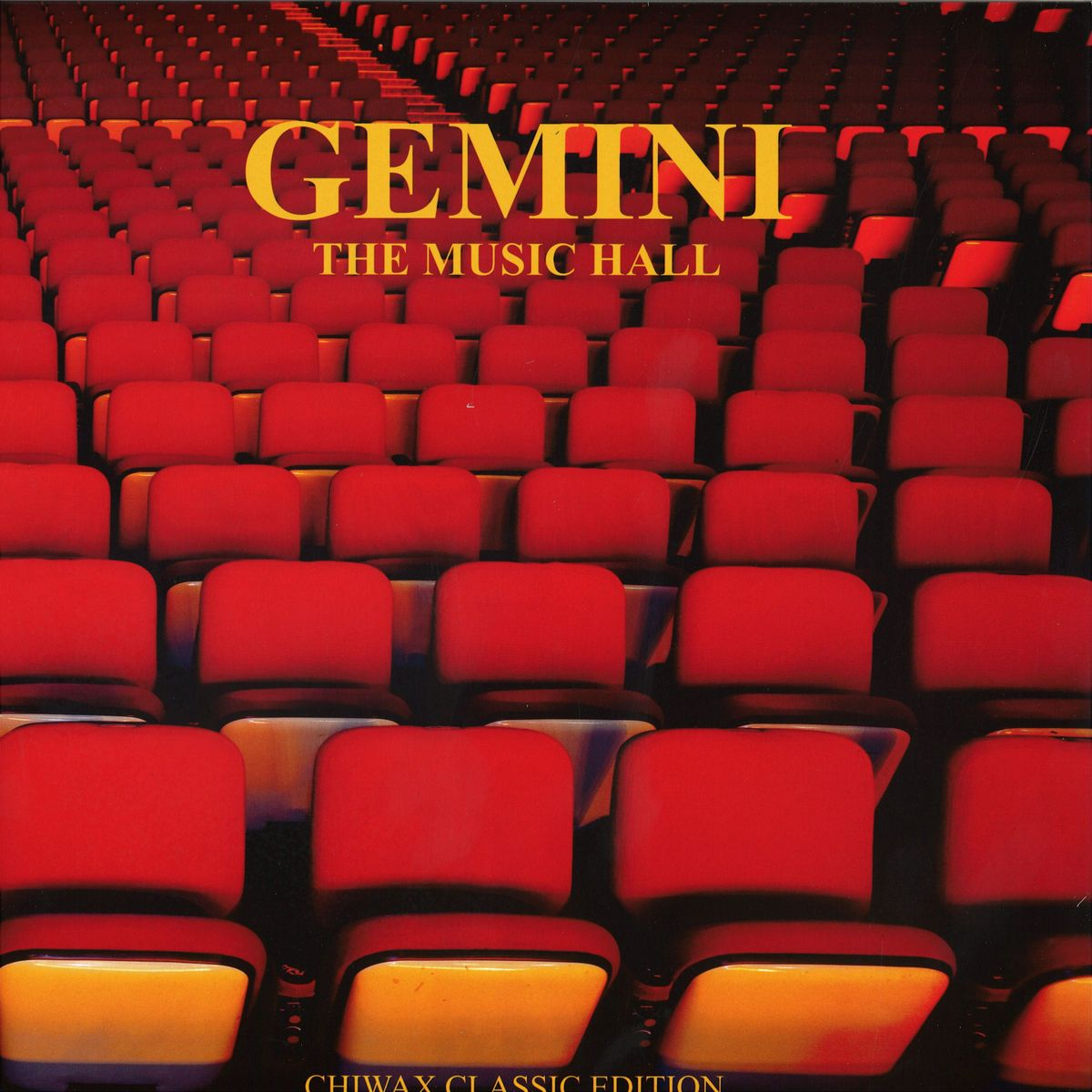Gemini - The Music Hall (Chiwax)