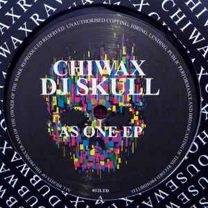 DJ Skull - As One EP (Chiwax)