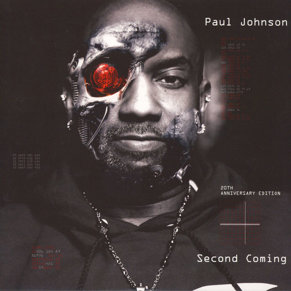 Paul Johnson - Second Coming 20th Anniversary (Chiwax)