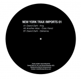 Dawid Dahl / Another Alias - New York Trax Imports 01 (New York Trax Imports)
