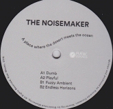 The Noisemaker - A Place Where The Desert Meets The Ocean (Raw Waxes)