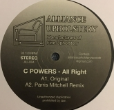 C Powers - All Right (Alliance Upholstery)