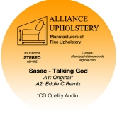 Sasac - Talking God (Alliance Upholstery)