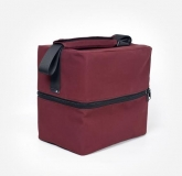 Airbag Craftworks - Chateau Vinyl Solo Stealth Edition (Burgundy)