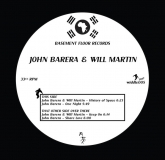 John Barera & Will Martin - History Of Space (Basement Floor)