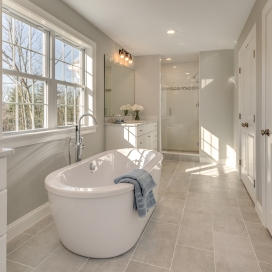The Ashford Bathroom - Similar To Be Built