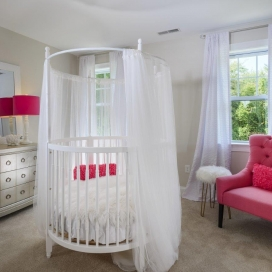 Have a bedroom ready for the little princess…