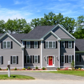 The Ashford Single Family Home / 2,643 Sq. Ft.