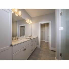 Select from Granite or Quartz Countertops to outfit your Master Bath, 2nd Floor Guest Bath, and Powder Room.