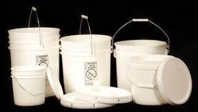 Heavy Duty Pails & Lids