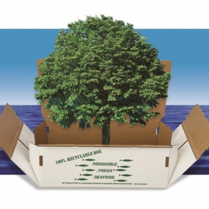 100% Recyclable Coated Boxes