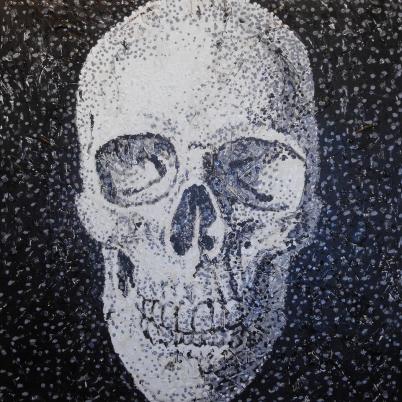 Skull - large