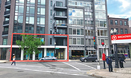 14 West Broadway South Boston for Lease with Tact Boston