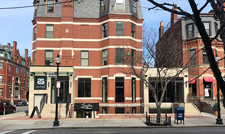 235 Newbury Street Boston for Lease with Tact Boston