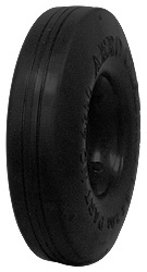 6-2 (6 X 2) Aero Classic Solid Tire(Reinforced Bead )