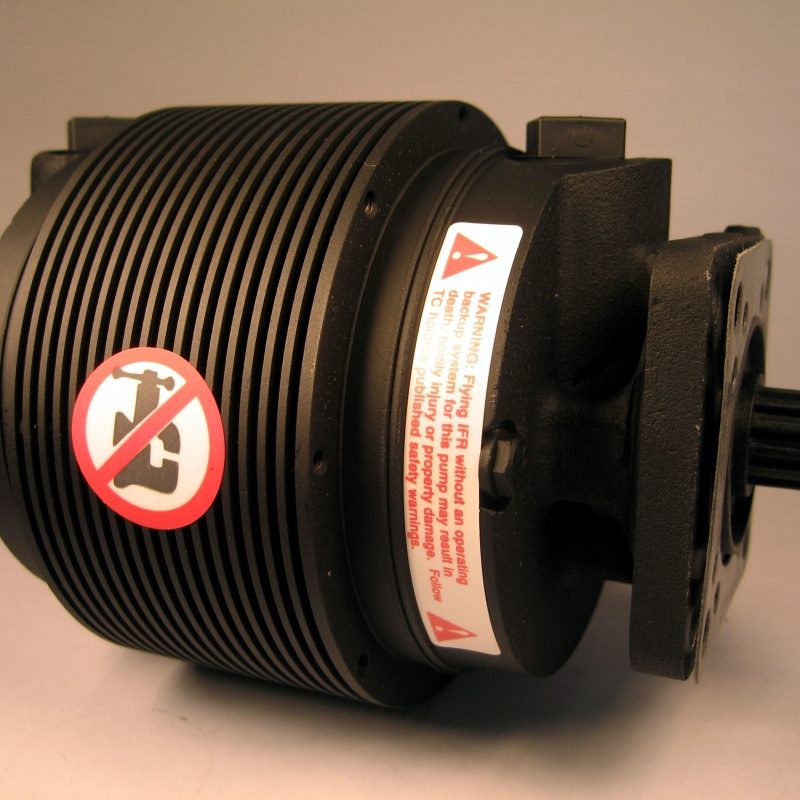 Rapco RA 442CW New FAA-PMA Dry Air Pump