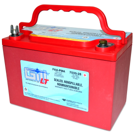 7035-28 LT Sealed Battery Extreme Cranking Power