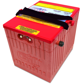 7639-25 LT Sealed Battery Helicopter Use